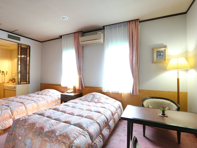 日田温泉 亀山亭ホテル 洋室ツインルーム 8畳