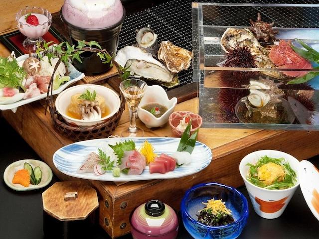 ビューホテル壱岐 夕食イメージ