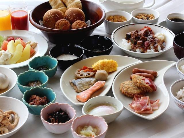 アートホテル青森 朝食