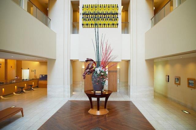 アートホテル青森 フロント