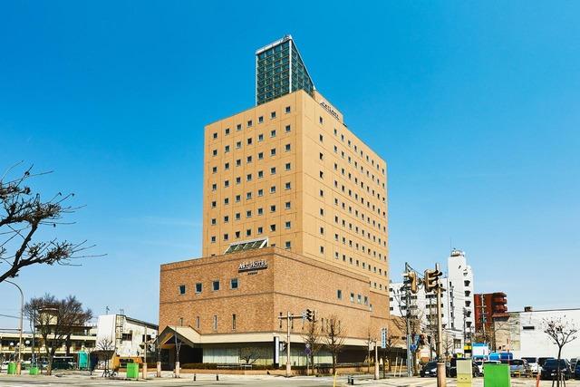 アートホテル青森 外観