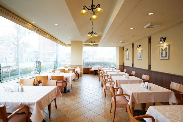 アートホテル青森 朝食会場
