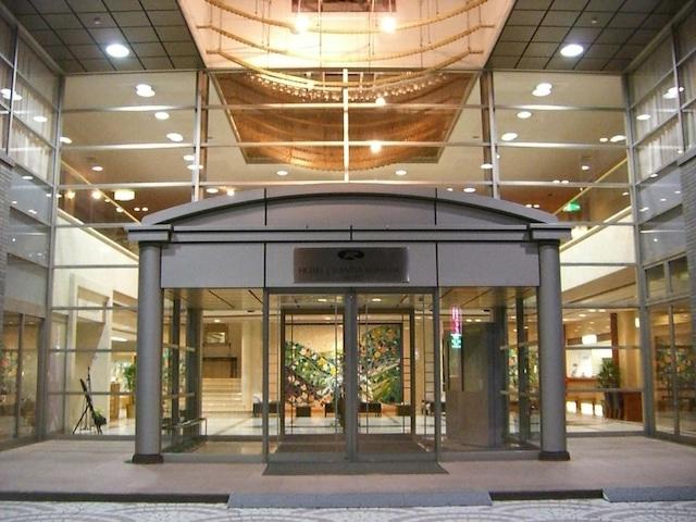 小松天然温泉ルートイングランティア小松エアポート エントランス