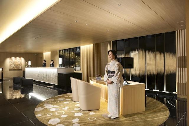 金沢東急ホテル コンシェルジュデスク