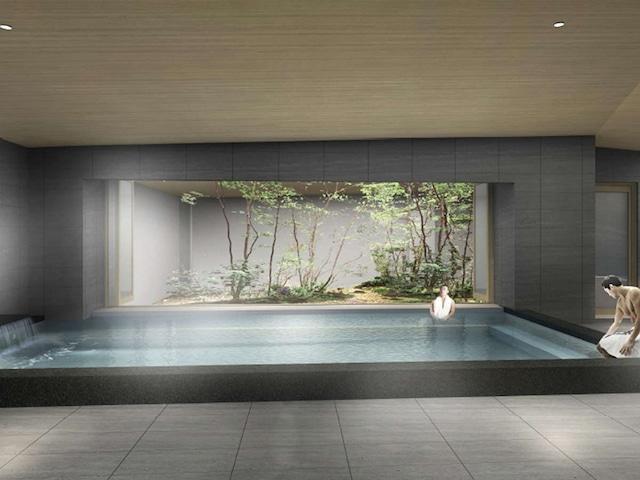 レフ熊本 by ベッセルホテルズ 大浴場
