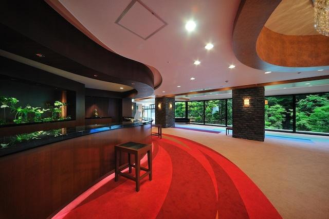 かみのやま温泉 仙渓園 月岡ホテル フロント