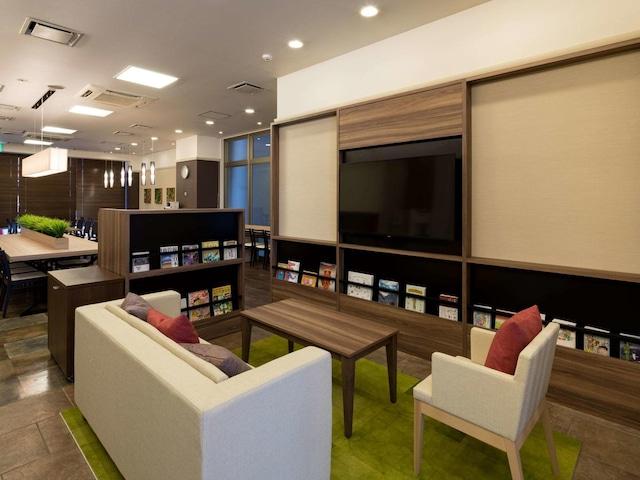 コンフォートホテル山形 ロビー