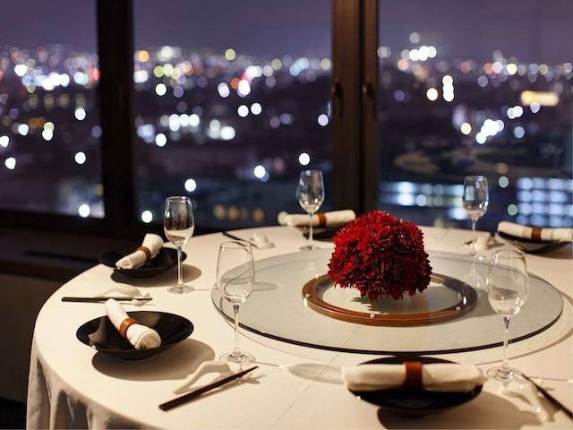 ホテルキャッスル 中国料理「櫻果林(おうかりん)」