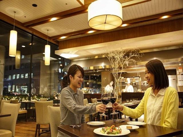 ホテルキャッスル Cafe Dining「PATIO(パティオ)」