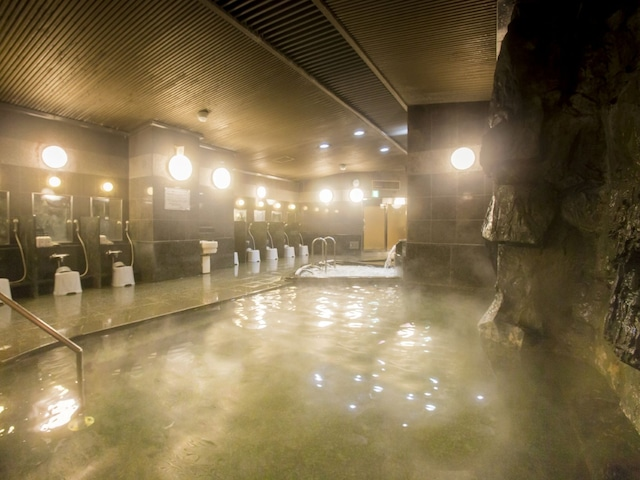 プレミアホテル-CABIN-旭川 天然温泉「かぐらの湯」