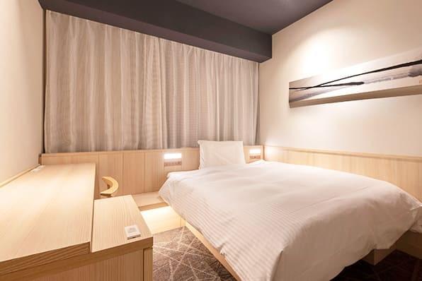 ベッセルホテルカンパーナすすきの シングルルーム