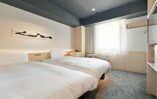 ベッセルホテルカンパーナすすきの スタンダードツイン