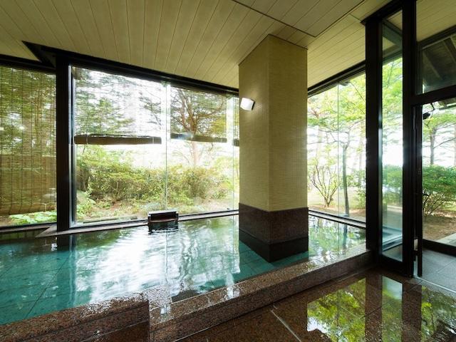 浄土ヶ浜パークホテル 大浴場