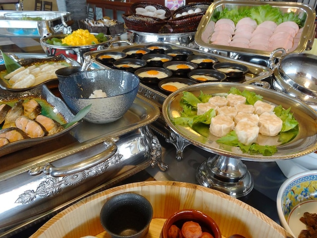 ホテルパールシティ気仙沼 朝食