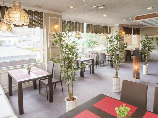 ホテルパールシティ気仙沼 レストラン
