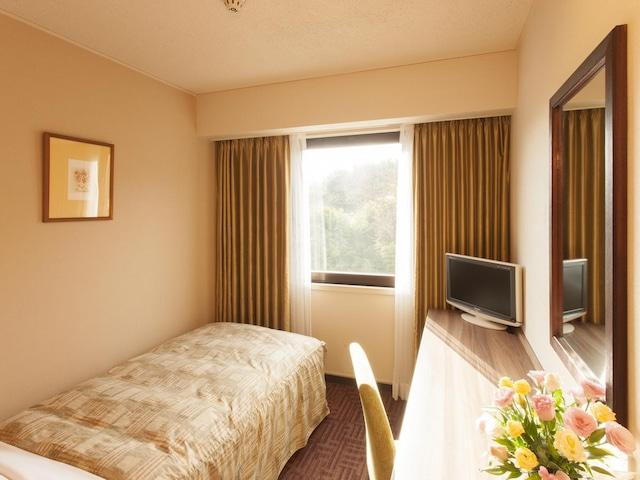 ホテルパールシティ気仙沼 シングルルーム 11㎡