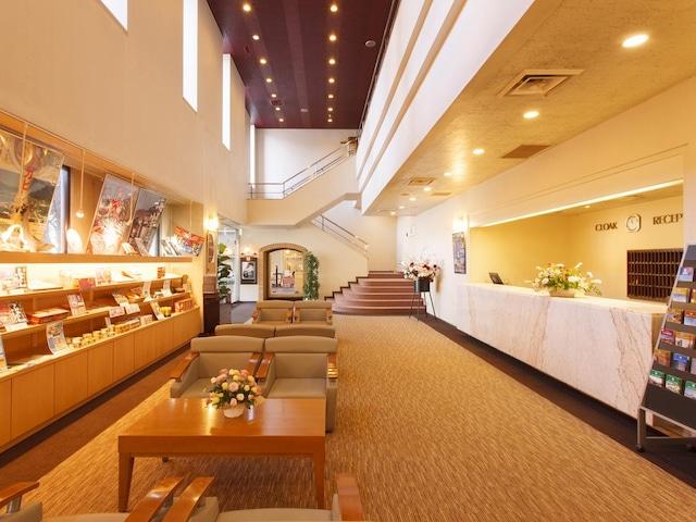 ホテルパールシティ気仙沼 ロビー