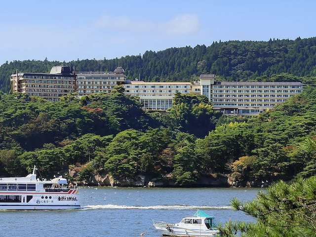 松島温泉 ホテル松島大観荘 外観