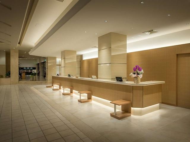 松島温泉 ホテル松島大観荘 フロント
