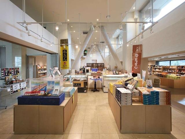 松島温泉 ホテル松島大観荘 売店 ロンディン