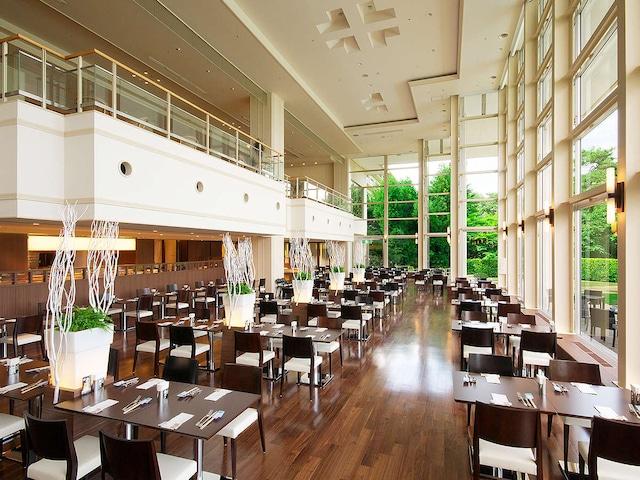 松島温泉 ホテル松島大観荘 和洋中バイキングレストラン
