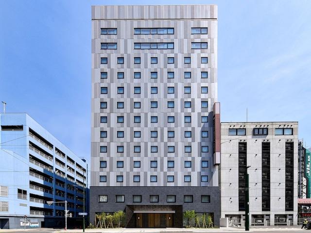 ベッセルホテルカンパーナすすきの 外観
