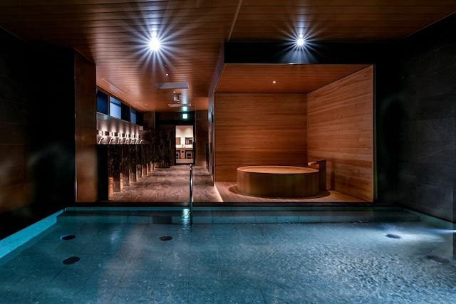 ベッセルホテルカンパーナすすきの 大浴場