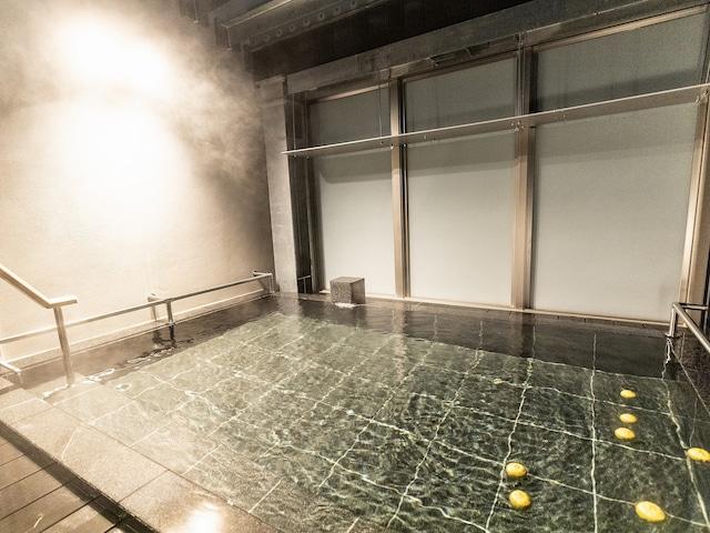 【銀座】日和ホテル東京銀座EAST 露天風呂