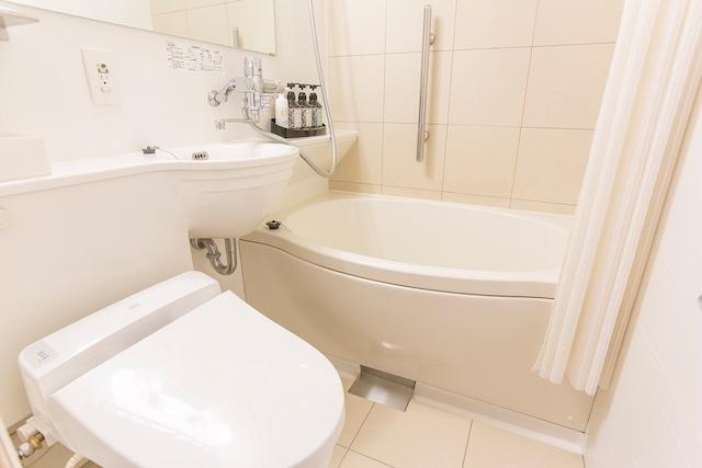 ホテル日本橋サイボー バスルーム