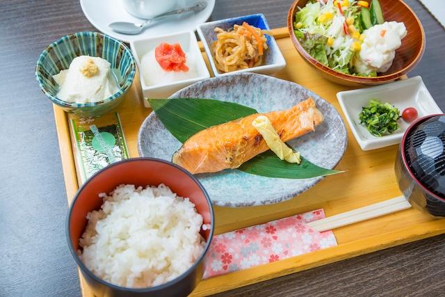 ホテル日本橋サイボー 朝食イメージ(和食)