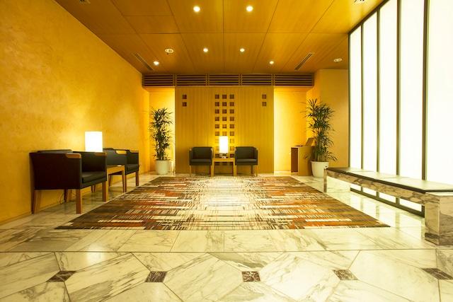 ホテル日本橋サイボー ロビー