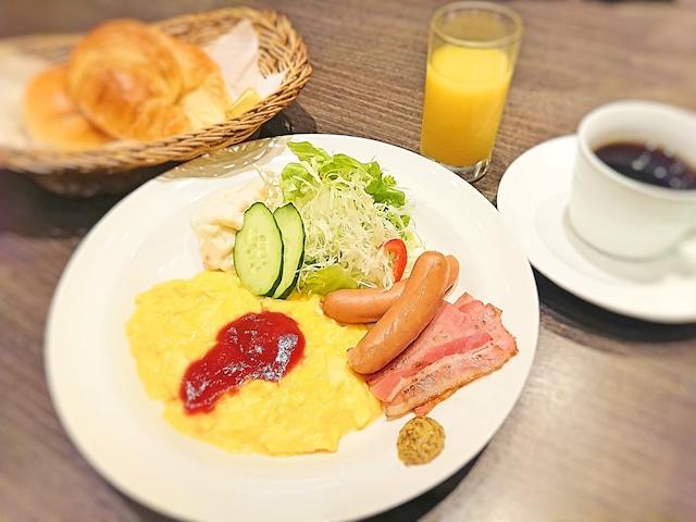 ホテル日本橋サイボー 朝食イメージ(洋食)