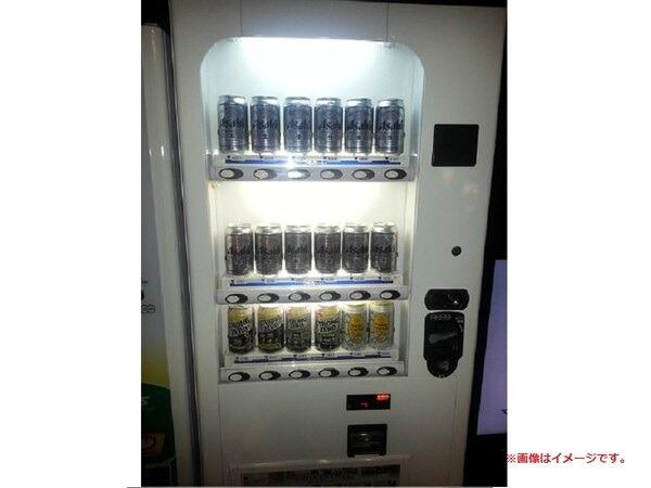 ホテルリブマックス金沢医大前 自動販売機