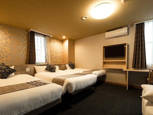 ホテルエリアワン出雲 禁煙ファミリールーム 23㎡