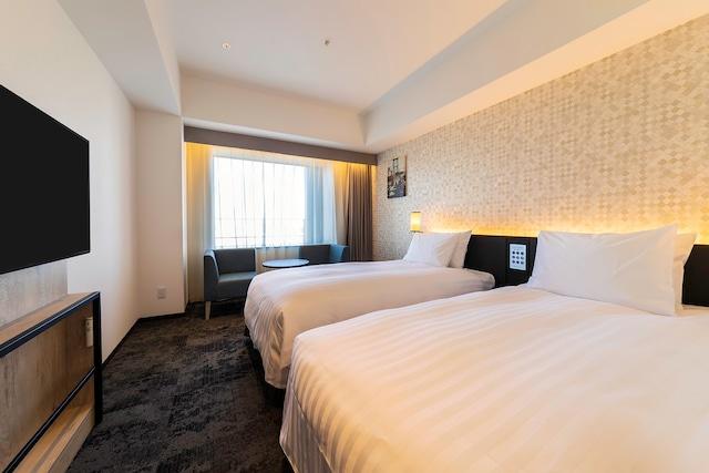 .リーベルホテルアットユニバーサルスタジオジャパン スタンダードツイン(一例) 26㎡ 2-3名1室