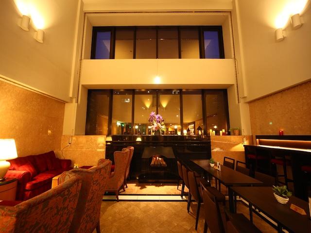 札幌クラッセホテル ロビー