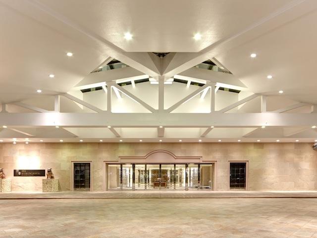 ANAインターコンチネンタル石垣リゾート エントランス