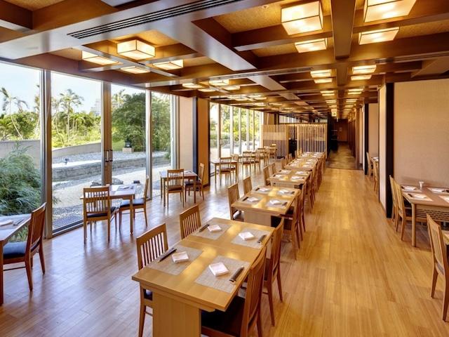 ANAインターコンチネンタル石垣リゾート 日本料理「八重山」