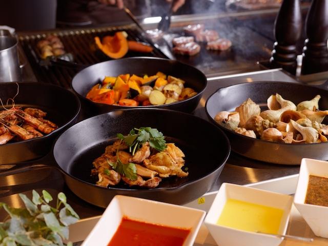 KIKI知床  ナチュラルリゾート 料理イメージ