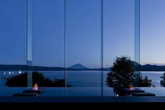 ザ レイクビューTOYA 乃の風リゾート ロビー