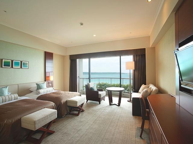 宮古島東急ホテル&リゾーツ グランドツインワイドビュールーム/コーラルウィング