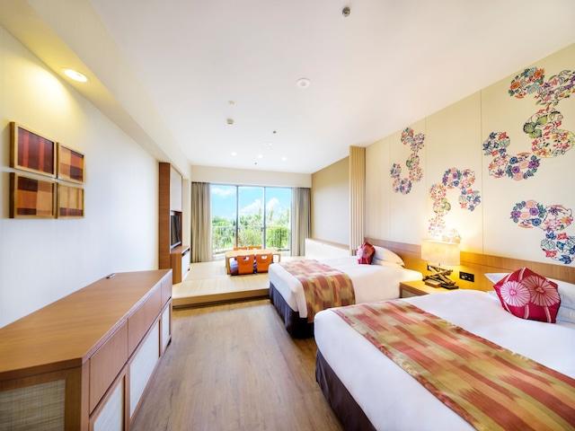 宮古島東急ホテル&リゾーツ 和洋室/オーシャンウィング