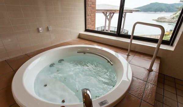 三陸花ホテル はまぎく 貸切風呂