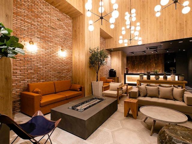 ホテルウィングインターナショナル札幌すすきの ロビー