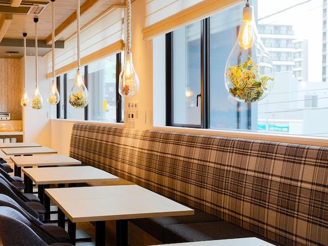 ホテルウィングインターナショナル札幌すすきの レストラン