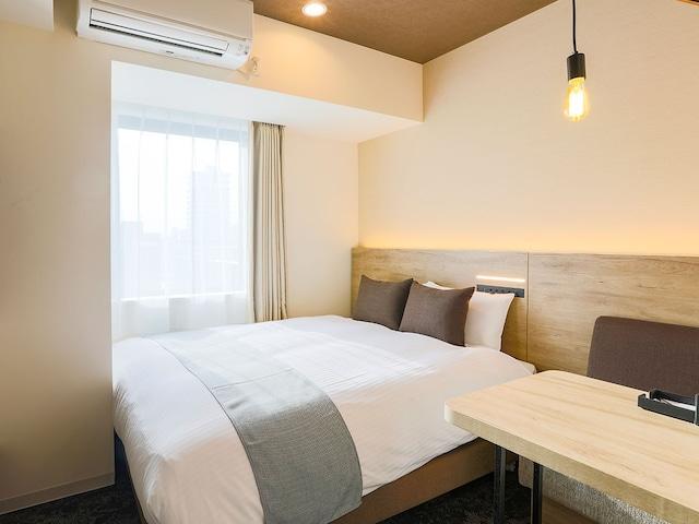 ホテルウィングインターナショナル札幌すすきの ダブルルーム