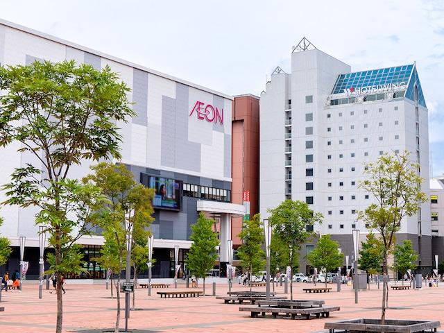 ホテルウィングインターナショナル旭川駅前 外観