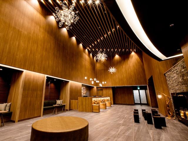 ホテルウィングインターナショナル旭川駅前 ロビー
