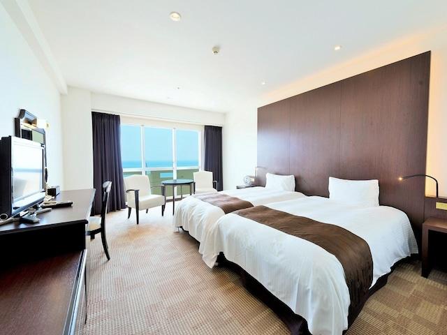 ロイヤルホテル 沖縄残波岬 ハイフロアルーム
