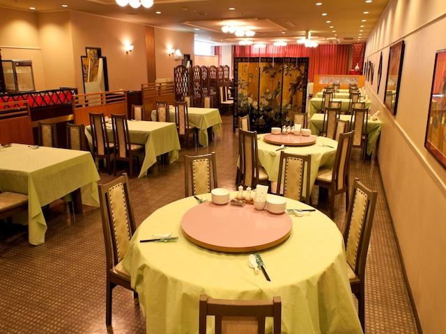 ロイヤルホテル 沖縄残波岬 中国料理レストラン「柳翠」